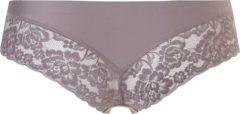 Ten Cate Dames Secrets Brazilian Laceback taupe-XL - XL