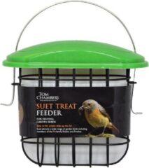 Groene Tom Chambers Vogelvoederautomaat - Suet Treat feeder