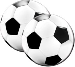 Non-License Servetten Soccer Party 31x31 cm: 20 stuks