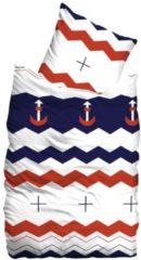 Linon Bettwäsche Nautic 2tlg. Suenos marine