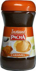 Pacha Instant Koffievervanger Caramel 100gr