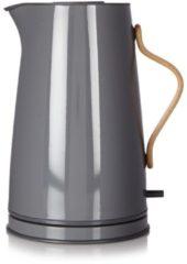 Grijze Stelton Emma waterkoker - 1.2 liter - grijs