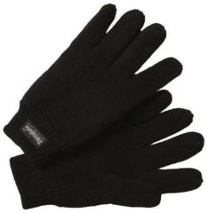 Thinsulate Thinsulate gebreid Unisex Handschoenen Zwart Maat M