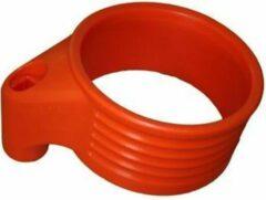 Pro-korfbal.nl Korfbal kunststofkorf - wedstrijdmand - oranje