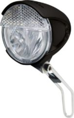 Trelock LS 583 Bike-i Retro koplamp zwart