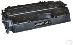 Tonercartridge quantore hp ce505x ehc 9.9k zwart