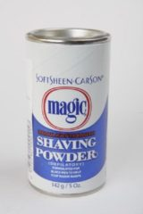 Magic / Magic Records Magic Shaving Powder Regular Strength - Ontharingscrème