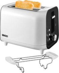 Unold Toaster Shine white 38410 Unold Weiß