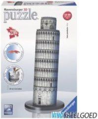 Ravensburger Toren van Pisa- 3D puzzel gebouw - 216 stukjes