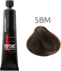 Goldwell - Topchic - 5BM Mat Couture Bruin Middel - 60 ml