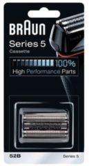 Huismerk Cassette 52B - Scheerblad + Messenblok voor Braun 5 series