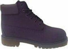 Paarse Timberland Kinderlaarzen 6-inch Premium Boot maat 32