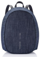 XD Design Bobby Elle anti-diefstal dames rugzak - Anti-theft backpack - Denim Blauw