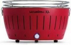 LotusGrill XL Hybrid Tafelbarbecue - �5mm - Rood