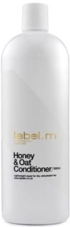 Afbeelding van Label. M Label.M Honey & Oat - 1000 ml - Shampoo