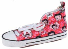 Gosh! Designs Etui Betty Boop Sneaker 24 Cm Rood/wit