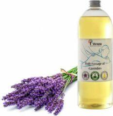 Verana Massageolie Lavendel 1L