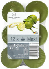 Xenos Geurtheelichten - lemongras - 12 stuks