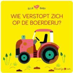 Ons Magazijn Blije Baby - Blije baby: Wie verstopt zich op de boerderij? (puzzelboek