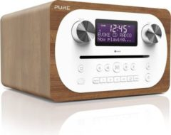 Pure Evoke C-D4 Kompakte All-in-One-Musikanlage mit Bluetooth