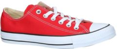 Converse Dames Lage sneakers Chuck Taylor All Star Ox Dames - Rood - Maat 40