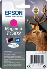 Epson inktcartridge T1303, 600 pagina's, OEM C13T13034012, magenta