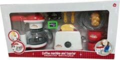 Kenza Home Koffiemachine + Toaster