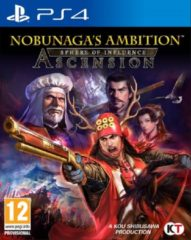 Tecmo Koei Nobunaga's Ambition: Sphere of Influence - Ascension PS4 (kf-157103)