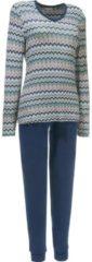 ESPRIT Schlafanzug Single-Jersey Esprit marine