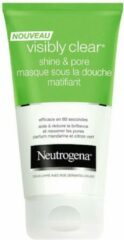 Witte Neutrogena VISIBLY CLEAR SHINE & PORE MASK 150ML