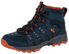 Outdoorstiefel Lico marine/orange