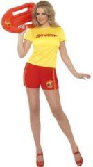 Smiffys Baywatch kostuum / verkleedpak voor dames 36-38 (S)