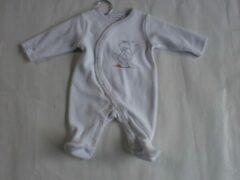 Pyjama noukie's 3 maand 62cm wit voor meisje