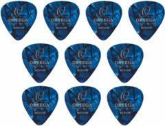 Ortega OGP-BP-M10 plectrumset gitaar (10 stuks)