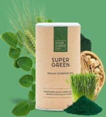 Your Super - SUPER groen - Organic Superfood Mix - Plantaardig - Boost immuunsysteem - Prebioticum