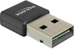 WLAN-Adapter USB 2.0 WLAN b/g/n Nano Stick 150 Mb/s DeLOCK Schwarz