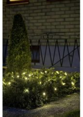Lichtnet Buiten 24 V Energielabel: A (A++ - E) 32 LED Warm-wit (b x h) 100 cm x 100 cm Konstsmide