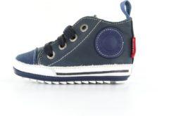 Donkerblauwe Shoesme Baby Proof Smart Jongens Babyschoen - Blauw - Maat 21