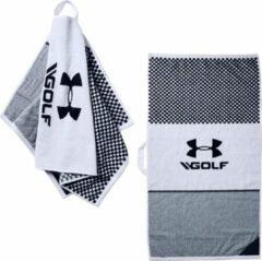 Under Armour Club Towel Golf Wit/donkerblauw