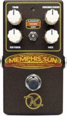 Keeley Memphis Sun Lo-Fi Reverb / Echo / Double-Tracker