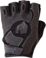 Gorilla Wear Mitchell Training Gloves - Fitness Handschoenen - Zwart - XXL