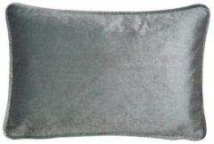 Groene Raaf Sierkussenhoes (35x50 cm)