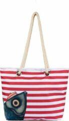 BiggDesign - Pistachio - Strandtas - Boodschappentas - Shopping Bag
