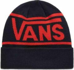 Vans Muts (fashion) - Maat One size - Unisex - zwart/rood