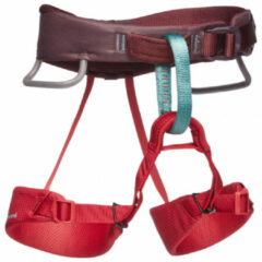 Black Diamond - Kid's Momentum Harness - Klimgordel maat One Size, rood/roze