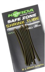 Groene Korda Safe Zone Shrink Tube - Weed - 1.2mm - Weedy Green