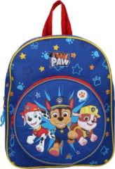 Nickelodeon rugzak Paw Patrol jongens 6,9 L polyester blauw