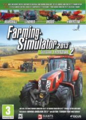 Focus Home Interactive Farming Simulator 2013 Official Expansion 2 - Windows
