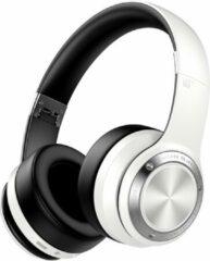 MeGoo Koptelefoon voor kinderen en tieners | B21 | draadloos | bluetooth | touch | wit