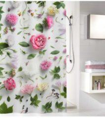 Duschvorhang 'Rosalie' Kleine Wolke mehrfarbig